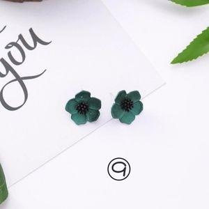 NEW Unique Style Cute Flower Handmade Earrings